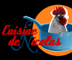 La cuisine de Nicolas
