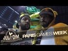 Jul et Dim - Paris games week
