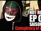 Hot Rock - conspiracy of one