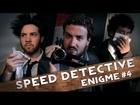Speed Detective - avec quelle arme a été tué cédric ? [enigme]