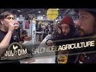 Jul et Dim - Salon de l'agriculture 2015