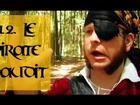Comptines Barbares - le pirate maudit