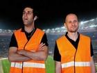 Les Stadiers - Le job
