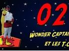 Wonder Captain - wc et les toc