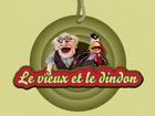 Le Vieux et le Dindon - l'ipad, c'est génial !